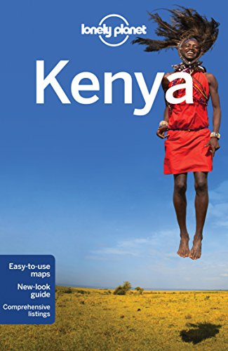 Lonely Planet Kenya (Travel Guide) (Thomas Guide Central Valley compare prices)