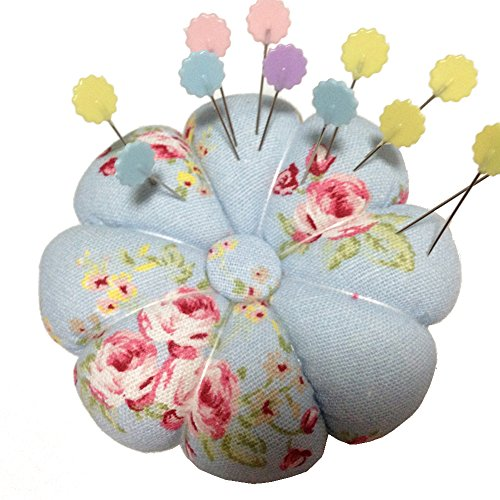 "Rimobul 3.5-3.8"" Pumpkin Needle Pin Cushion - Random Pattern"