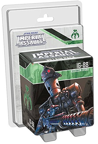 Star Wars Imperial Assault - IG-88 Pack