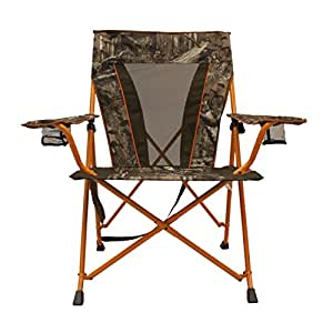Amazon Com Kijaro Xxl Dual Lock Chair Mossy Oak