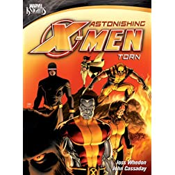 Astonishing X-Men: Torn (Marvel Knights)