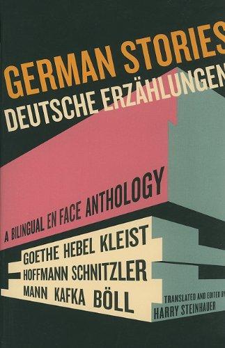German Stories / Deutsche Erzählungen: A Bilingual Anthology