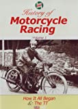 echange, troc Castrol History of Motorcycle Racing - Vol. 1 [Import anglais]