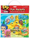 Colorforms Fun Pockets Bubble Guppies Sticker Kit