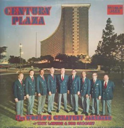 CENTURY PLAZA LP (VINYL) US WORLD JAZZ by World's Greatest Jazz Band