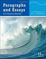 Paragraphs and Essays with Integrated Readings, 11th Edition Front Cover