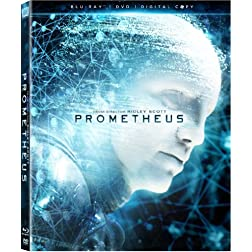 Prometheus (Blu-ray/ DVD + Digital Copy)