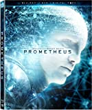 Prometheus Bluray