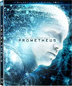 Prometheus [Blu-ray + DVD + Digital Copy]