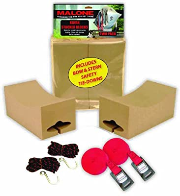 Malone Auto Racks Kayak Stacker Foam Block Kit