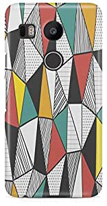 Nexus 5X Back Cover by Vcrome,Premium Quality Designer Printed Lightweight Slim Fit Matte Finish Hard Case Back Cover for Nexus 5X