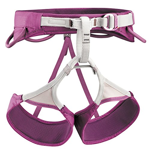 Petzl Selena Climbing Harness - Women's Violet / Grey Small (Petzl Climbing Harness compare prices)