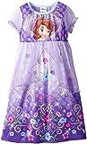 Disney Princess Little Girls'Belle Aurora Rapunzel Costume Nightgown