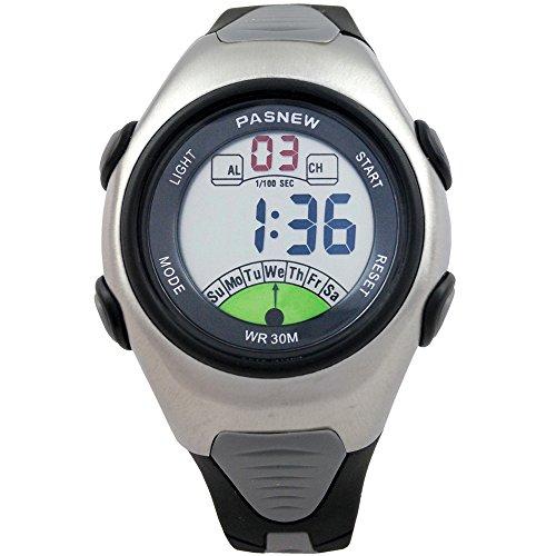 Wise® Very Sweet Children Boys Girls Digital Waterproof Luminous Watches 219 Black