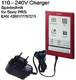 Chargeur AC Sony E-Book: Chargeur pour Sony eBook Reader PRS-505 PRS-500 PRS-600 Touch. Recharger votre E-Book sur le secteur AC 220V