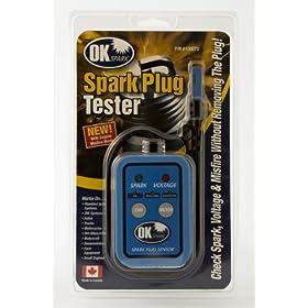 Ok Spark USA Spark Plug Sensor (Blue/Black)