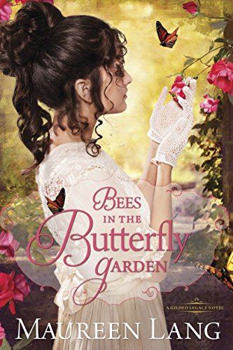 Image of Bees in the Butterfly Garden (The Gilded Legacy)