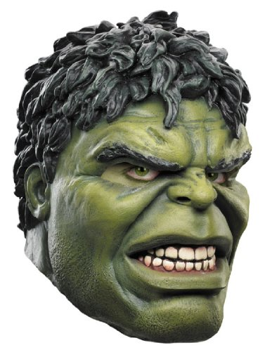 Deluxe Incredible Hulk Mask