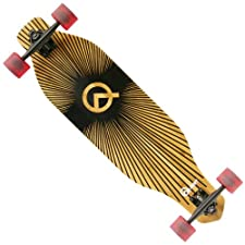 Quest Formula One Downhill Longboard Skateboard ( 34.5-Inch)