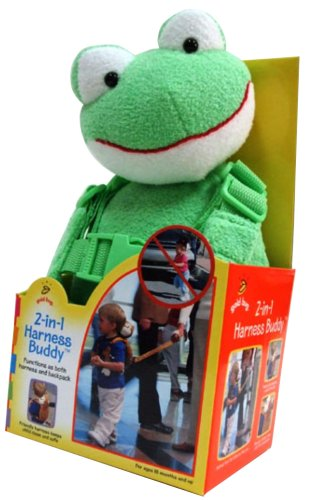 Find Cheap Goldbug Animal 2 in 1 Harness, Frog