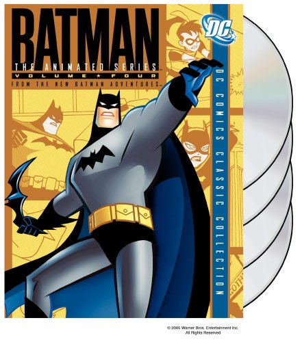 Batman: The Animated Series, Vol. 4 (From the New Batman Adventures)