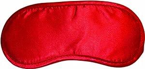 S&M Satin Blindfold - Red