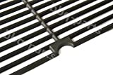 bbq-parts PCD103 Universal Gas Grill Grate Cast Iron Cooking Grid Replacement for Brinkmann 810-7490-F, 810-8410-S, 8107490F, 8108410S, 8107490-F, 8108410-S, Charmglow 810-8410-F, Sold as a set of 3