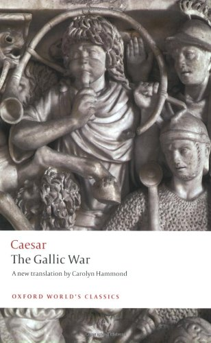 The Gallic War: Seven Commentaries on The Gallic War with...