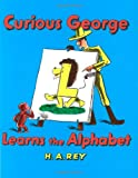 Curious George Learns the Alphabet (0395137187) by Rey, H. A.