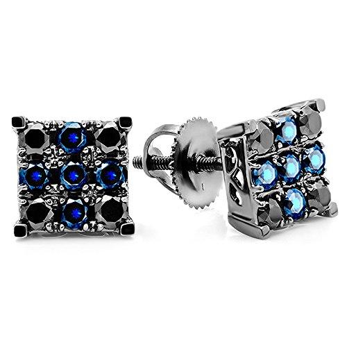 how to buy diamond earrings