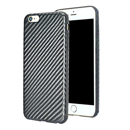 forito-custodia-protettiva-per-iphone-6-plus-6s-da-47-pollici-carbon-fiber-pu-black-6s-plus