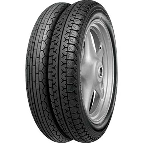 Continental ContiClassic K112 Twin Classic/Vintage Motorcycle Tire Rear - 4.00-18 0