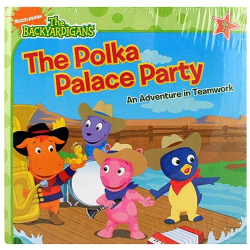 The Backyardigans - The Polka Palace Party - Volume 2 - 1