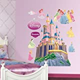 Amazing Disney Princess Castle Wall Decals by Fathead