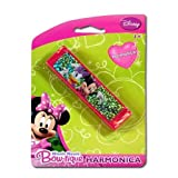 Disney Minnie Mouse Bow-tique Children's Play Harmonica