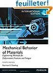 Mechanical Behavior of Materials: Int...