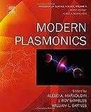 img - for Modern Plasmonics, Volume 4 (Handbook of Surface Science) book / textbook / text book