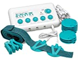 BT Lean Machine 10 Pad Tens Toning Muscle Stimulation Machine The Effortless Way to a Beautiful Body