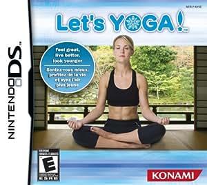 Let's Yoga - Nintendo DS