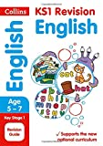 KS1 English Revision Guide (Collins KS1 Revision and Practice - New Curriculum) (Collins KS1 Revision and Practice - New 2014 Curriculum)