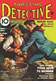 Thrilling Detective - 12/33: Adventure House Presents: (1597983683) by Field, Anthony