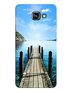 FurnishFantasy 3D Printed Designer Back Case Cover for Samsung Galaxy A5 (2016 Edition),Samsung Galaxy A5 A510