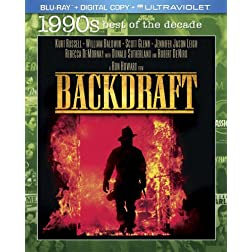 Backdraft (Blu-ray + Digital Copy + UltraViolet)