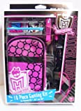 Monster High 10 Piece Gaming Kit for DS, DSi and 3DS