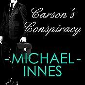 Carson's Conspiracy | Michael Innes