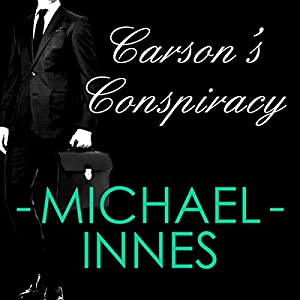 Carson's Conspiracy Audiobook