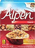 Alpen Muesli Cereal, Original, 14 Ounce (Pack of 6)