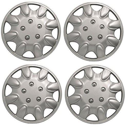 nissan-almera-car-wheel-trims-hub-caps-plastic-covers-titan-15-silver