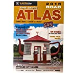 2015 Road Atlas Map Book