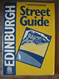 Edinburgh Street Guide (0702802948) by John Bartholomew and Son
